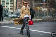 STYLE DU MONDE / New York Fashion Week Fall 2017 Street Style: Lisa Aiken  #Fashion, #FashionBlog, #FashionBlogger, #Ootd, #OutfitOfTheDay, #StreetStyle, #Style