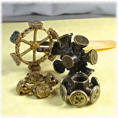 Your Daily Jewels: Antique Wax Seal Stamps { and Gorgeous Wax Seal Jewelry } PART 1.