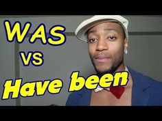 Have been vs Was - YouTube