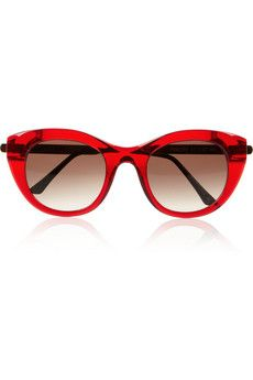 Thierry Lasry  Poetry cat eye acetate sunglasses