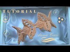 """Tutorial macramè orecchini """" Maya""""/ Tutorial macramè earrings """"Maya""""/ Diy tutorial - YouTube"""