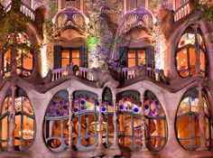 Spain Barcelona, Casa Batllo