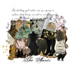 The Aunts Set - Practical Magic by justina-marie-1 on Polyvore