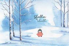Stella ist ein Pinguin, der immer friert und sich nicht gern unterhält. Irgendwie blöd, findet Stella. Eine Geschichte für Kinder in Kita und Grundschule über Toleranz, Annahme und Introvertiertheit. Kostenloses eBook.