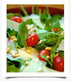 Arugula Salad | kale