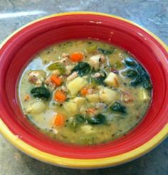 paleo chicken bacon soup. You can never have too many soup recipes!