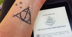 Just admit it: every Potterhead wants aHarry Potter tattoo. I can think of no better way to show love for your favorite fandom than by permanently inking it into your skin. But with seven books, a bunch of amazingly quotable lines, and a whole cast