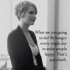 Jennifer Lawrence and body image