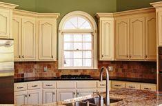 How to Design with Milk Paint Kitchen Cabinets | MYKITCHENINTERIOR