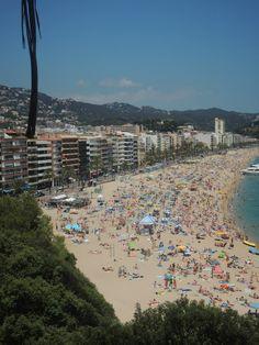 One and a half month away - Lloret de Mar #Spain <3