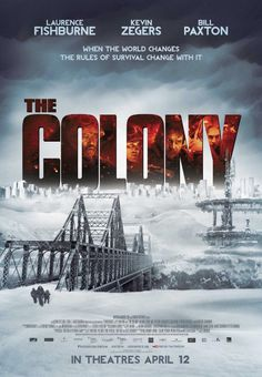 """""""The Colony"""" (2013) movie poster"""