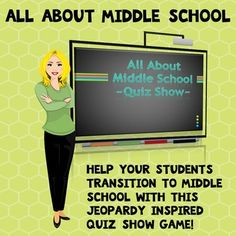 transition from elementary to middle school essay