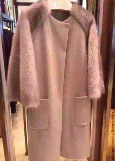 Пальто с мехом норки - Марина (Marinadmarina) - Ярмарка Мастеров