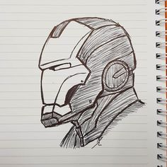 [New] The 10 Best Drawing Ideas Today (with Pictures) - I am Iron Man . Thor Drawing, Iron Man Drawing, Helmet Drawing, Spiderman Drawing, Dark Art Drawings, Cool Drawings, Drawing Sketches, Pencil Drawings, Drawing Ideas