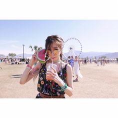 Tiffany Coachella
