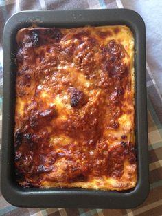 Lasagne con ragù e besciamella!