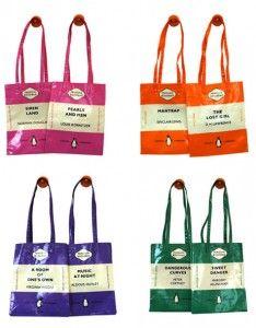 Penguin book bags