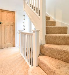 STAIRS 1930S LOFT EXTENSION