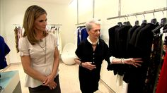 Betty Halbreich - At 85, #Bergdorf personal shopper is a style star