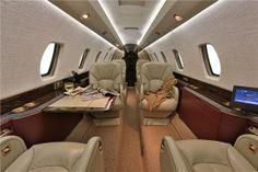 Aircraft for Sale - Citation X, CESCOM, Interior Refurb - February 2014 #new2market #bizav
