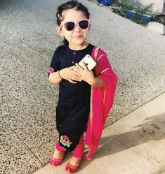 🌟 Dm only hd pics 🌟🌟 🌟🌟… Cute Girl Dresses, Little Girl Dresses, Girl Outfits, Indian Dresses For Kids, Punjabi Girls, Punjabi Suits, Salwar Suits, Cute Baby Girl Pictures, Baby Photos