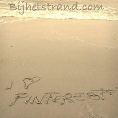 @Pinterest rocks #jenaaminhetzand #yournameinthesand RT