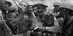 """There are few people that have influenced Israeli and modern Jewish history as strongly as famed IDF Chief Rabbi Shlomo Goren who passed away 20 years ago. The biography """"Rabbi Shlomo Goren: Torah ..."""