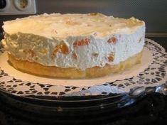 Mandarinen Sahne Quark Torte