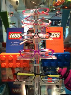Lego Brand, a frame for different styles for kids!