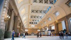 Mejoras en Retiro: mirá cómo quedó el hall de la histórica estación