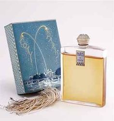 1926 Coty Paris Perfume Bottle