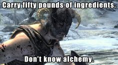I KNOW ALL OF THE ALCHEMY!!