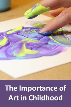 The Importance of Art in Child Development Crafts To Do, Crafts For Kids, Arts And Crafts, Importance Of Art, Creating A Blog, Child Development, Gain, Childhood, Artsy