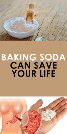 Baking Soda can Save your Life - But only if you use it this way!