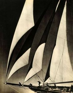 firsttimeuser:  The Larchmont Yacht Club, 1939 by Morris Rosenfeld