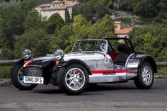 """The Caterham 7 is one of my top """"must have"""" cars, the company used to be a kit car company producing...classic Lotus 7...Formula 1 team..."""