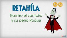 Retahila - Ramiro el vampiro y su perro Roque