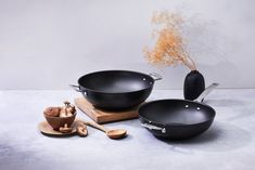 Le Creuset's Toughened Non-Stick cookware is suitable for use on any stovetop (including induction) and comes with a Lifetime Guarantee, for a purchase you can feel confidence in. Stir Fry Pan, Herd, Wok, Aluminium, Fries, Canning, Proud Of You, Home Canning, Conservation