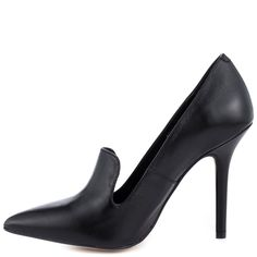 be45889b6f4 Ronda - Black Leather Steven by Steve Madden  139.99 Professional Shoes