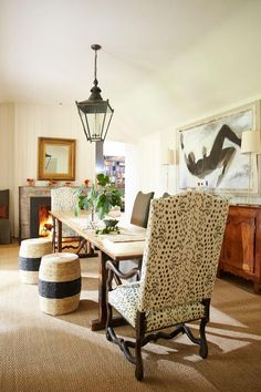 Best Houses Of 2016: Mismatched, Travelling Chairs Southern Living Rooms,  Modern Rustic Homes