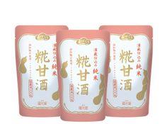 酒蔵仕込み 純米 糀甘酒(アルミパウチ)