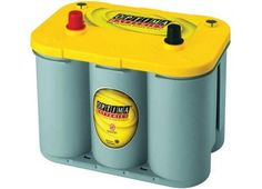 Optima Battery Sealed Lead Acid Battery - Group 34 Yellow Top Dual Purpose On Sale Everyday At Zequip Equipment Superstore. Headlight Restoration, Battery Terminal, Optima Battery, Lead Acid Battery, Diy Car, Car Cleaning, Youtube, Laptop, Deep