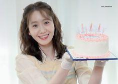 Im Yoon Ah, Yoona Snsd, Park Min Young, Girls Generation, Mini Albums, Birthday Cake, Desserts, Food, Female Singers