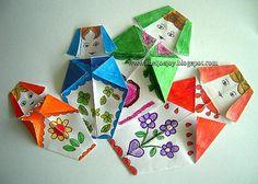 origami Matrushka dolls!!!