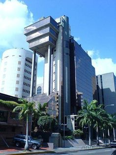 Lamaletto Tower, El Rosal, Caracas