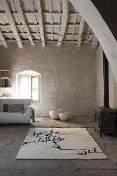 Japanese Aesthetic: 35 Wabi Sabi Home Décor Ideas Home Interior, Interior Architecture, Interior And Exterior, Interior Decorating, Interior Walls, Zen Decorating, Interior Designing, Interior Modern, Luxury Interior
