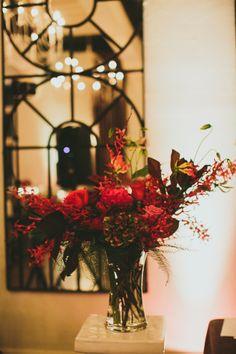 Beautiful Bright Colored Flowers - Henry + Mac Photography #aldencastle #modernvintage #weddings #flowers #brightcolors