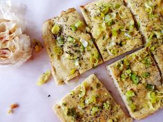 This healthy bread uses coconut flour and golden flaxseed meal to make a delicious snack. It doesn't contain any grains, added sugars or refined flours.