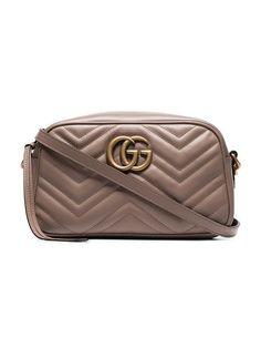 dba989516d1 Gucci Bolsa De Hombro GG Marmont - Farfetch