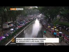 ▶ Thousands attend funeral of Singapore's Lee Kuan Yew